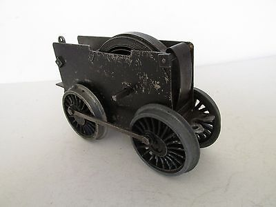 Hornby 0 Gauge clockwork motor Vintage forward/reverse action approx 47mm wheels