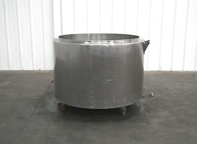 Stainless Steel Jacketed Kettle 350 Gallon (E7571)