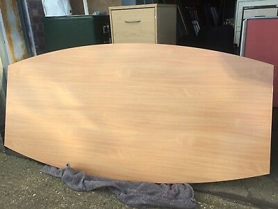 Beech Boardroom  Meeting Table Office Furniture