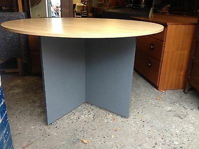 Office Round Meeting Table Conference Board Room  120 x 120cm