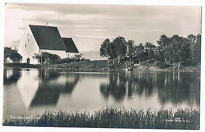 Trondenes  - Norge - Real Photo Postcard Posted 1932 By Eneret Mittet & Co