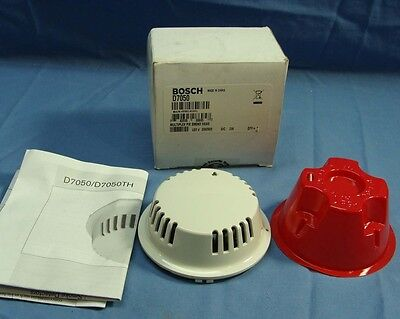 New Bosch D7050 Multiplex P/e Smoke Head Fire Alarm