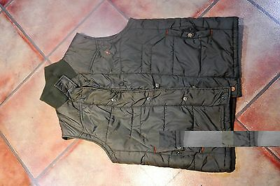 Olive Green Riding Gillet Size 10/12