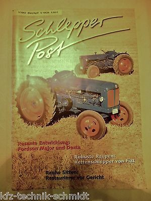 Remolcador Post 02/2002 - Oldtimer Revista
