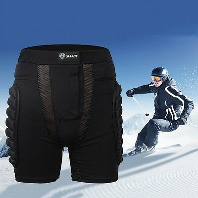Protective Shorts BMX Short Pants Padded Armor Sports Hip Guard For Motorcycle