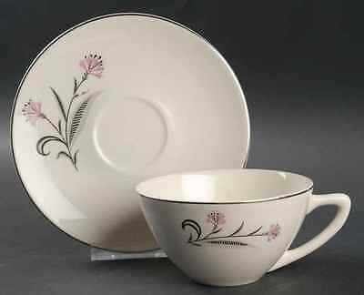 Edwin Knowles TIFFANY Cup & Saucer 881647