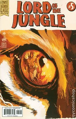 Lord of the Jungle (2011 Dynamite) #5C VF