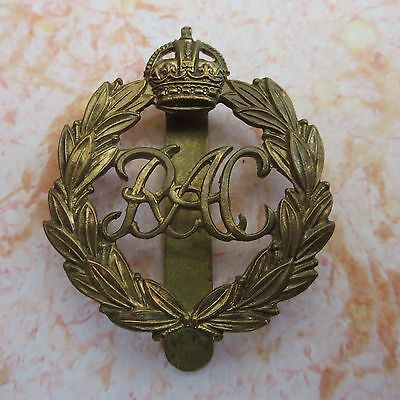 The Royal Armoured Corps British Army/Military Hat/Cap Badge