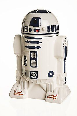 Star Wars - R2-D2 Ceramic Cookie Jar *BRAND NEW*
