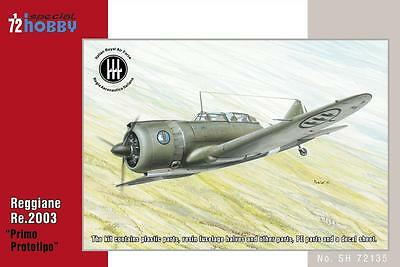 "SPECIAL HOBBY 72135 Reggiane Re.2003 ""Primo Prototipo"" in 1:72 LIMITED"