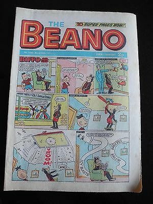 The Beano, No. 1496 - March 20th 1971, VG/F