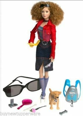 KENZIE Mystery Squad doll and fashion Surveillance Specialist MATTEL 2002 NRFB