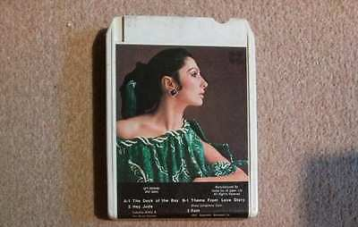 QUAD 8 TRACK cartridge - National 4 Channel Demonstration Tape