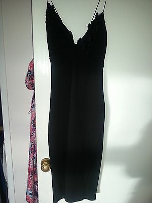 BNWT blittle black party dress size 10 by Glamour Babe