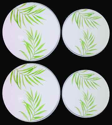 """Corning BAMBOO LEAF Steel Stove Cover Set (8"""" & 10"""" Covers) 6523355"""