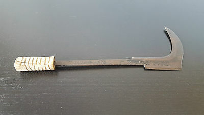 antique KNIFE THROWING africain saber AFRICAN dagger  AFRICANISCH couteau