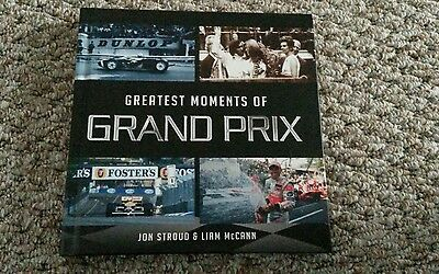 Greatest Moments of Grand prix book