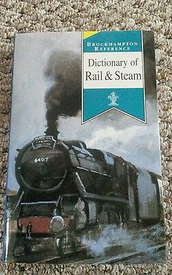 Dictionary of Rail and Steam book