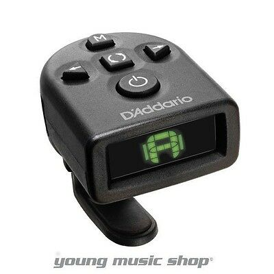 Planet Waves Pw-Ct-12 Ns Micro Tuner And Metronome For Guitar Uke Banjo Mini