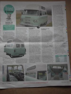 Commer Pb Campervan - Tried & Tested