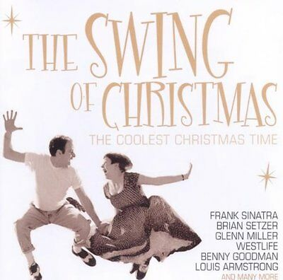 **christmas Party 2016!** V/a 'the Swing Of Christmas' Cd Album 2007