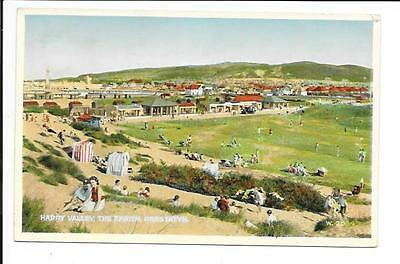 Old postcard, Wales: 'Happy Valley, The Ffrith, Prestatyn'.