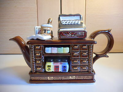 Cardew One Cup Chinese Tea Shop Teapot
