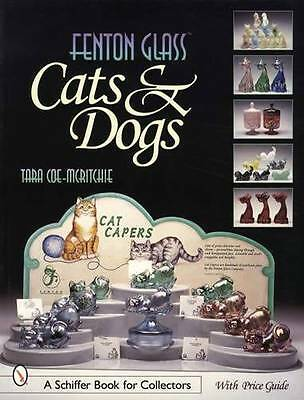 Vintage Fenton Glass Cats Dogs Figurine Collector Reference 1933 - Present