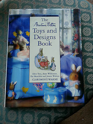 Beatrix Potter Book of Toys and Design Patterns