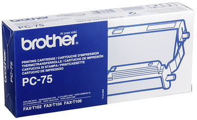 Brother PC-75 with Thermal Transfer Ribbon NEW