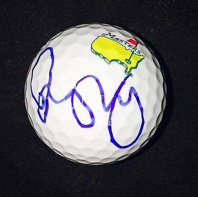 Rory Mcilroy Autographed Signed Pga Masters Titleist Psa/dna Golf Ball