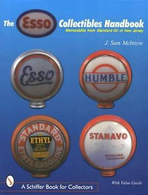 Esso - Vintage Standard Oil of New Jersey Collectors ID Guide Globes, Signs More