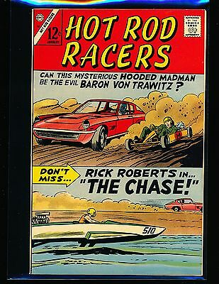Hot Rod Racers # 12 Fine/VF Cond.