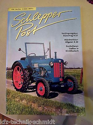 Remolcador Post 06/1999 - Oldtimer Revista