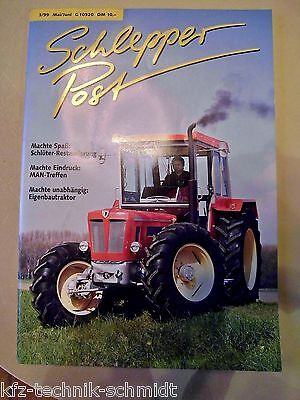 Remolcador Post 03/1999 - Oldtimer Revista