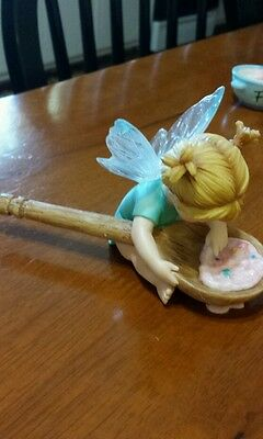 Enesco My Little Kitchen Fairies Taste Tester Used But Excellent 2003