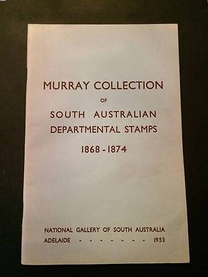 Murray collection of South Australian Department Stamps 1868-1874