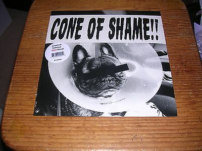 "Faith No More - Cone Of Shame Ltd Red Vinyl 7"" Mint/brand New/sealed"
