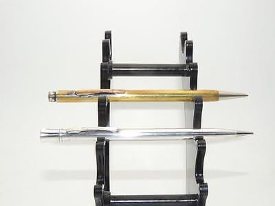 Two Vintage Eversharp Mechanical Pencils -One Silver Plated- Don't retract CL11