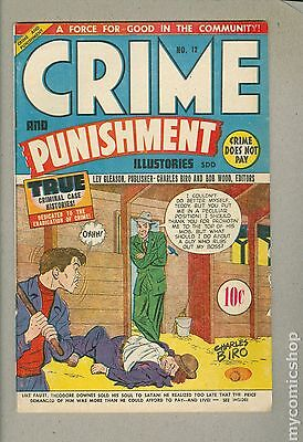 Crime and Punishment (1948) #12 FN/VF 7.0