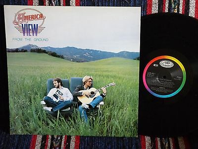 Lp - America / View From The Ground