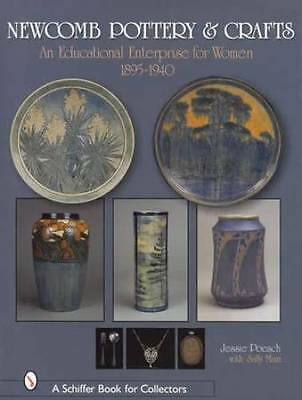 Newcomb College Pottery Collector Reference Arts & Crafts Era 1895-1940