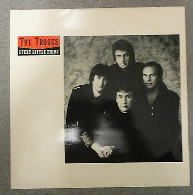 """The Troggs – Every Little Thing (Extended Mix) (1984 MINT Vinyl 12"""" Single)"""