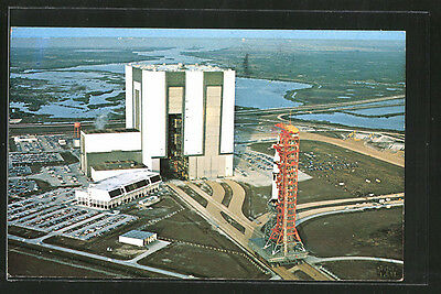 AK John F. Kennedy Space Center, N.A.S.A., Skylab 2 rollout from V.A.R. to Comp