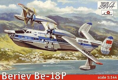 AMODEL 1441-01 Beriev Be-18P in 1:144