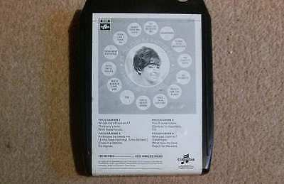 Shirley Bassey 8 TRACK cartridge - The Golden Hits - Columbia 8X-SCX 6294