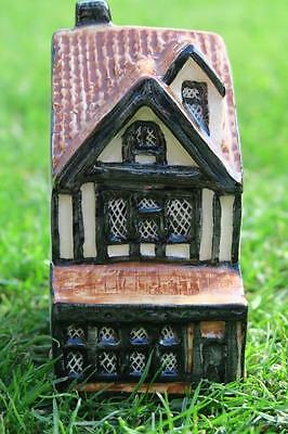 TEY POTTERY  Anna Sewell's House ,Great Yarmouth Britain Miniature
