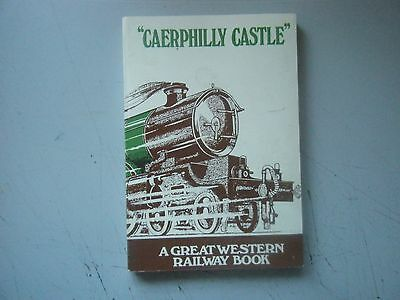 Caerphilly Castle by W G Chapman GWR,1970 REPRINT