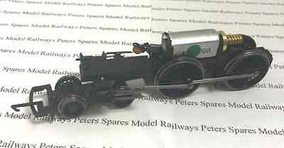 Hornby H138 Railroad Compound 4-4-0 Loco Drive Chassis