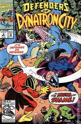 Defenders of Dynatron City (1992) #4 FN